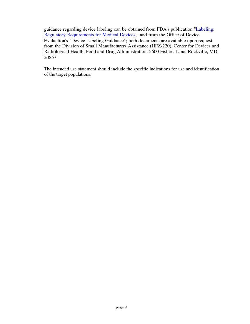 nic mail at PLH@cdrh.fda.gov.Additional