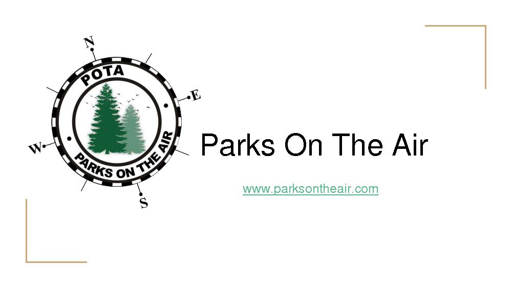 Parks On The Air        www.parksontheai