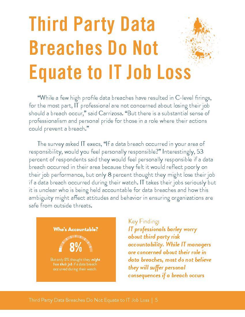 rsonally responsible if a data breach oc