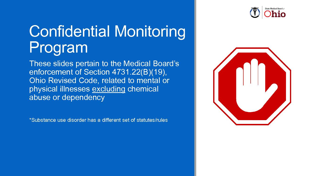 edical Board's enforcement of Secti