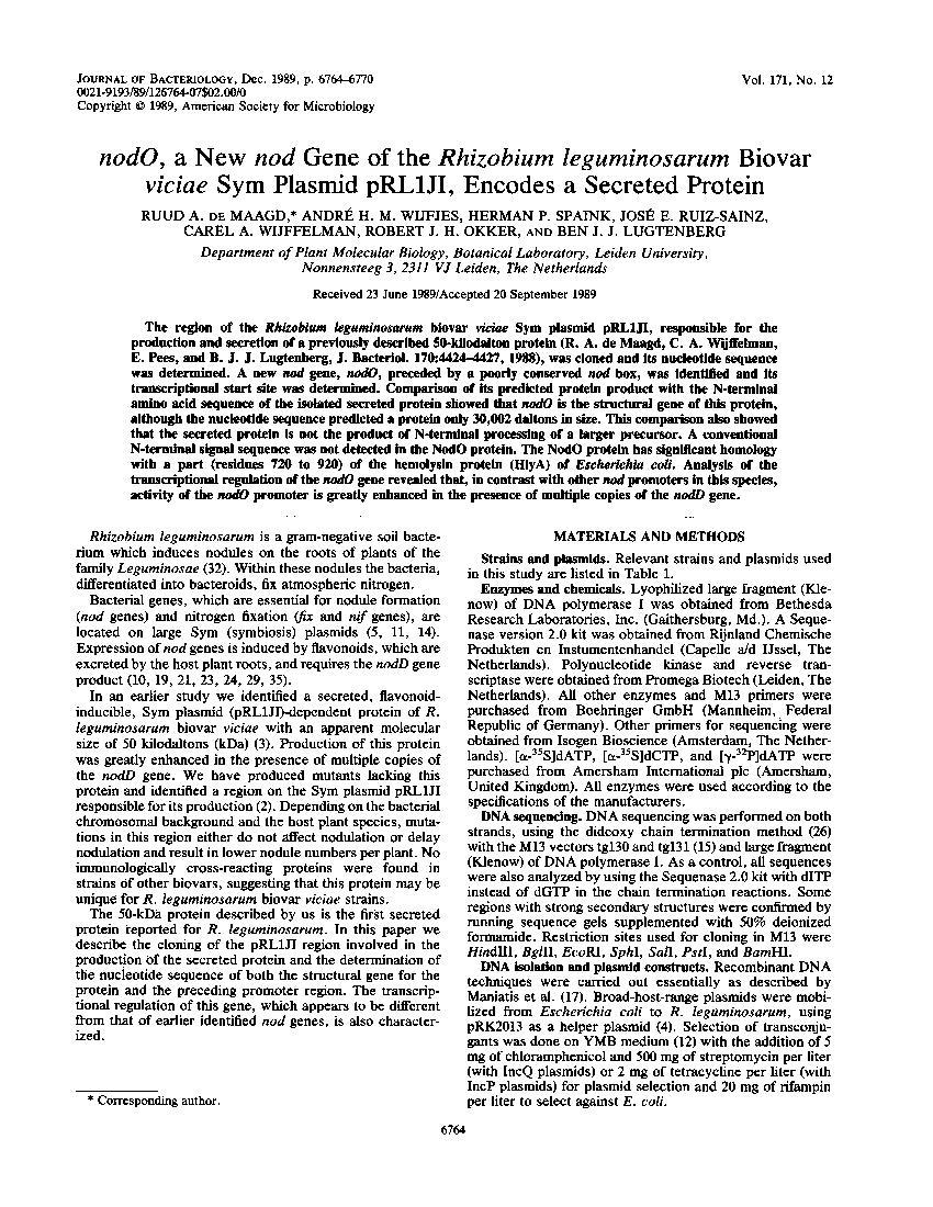 Vol.171,No.12JOURNALOFBACTERIOLOGY,Dec.1