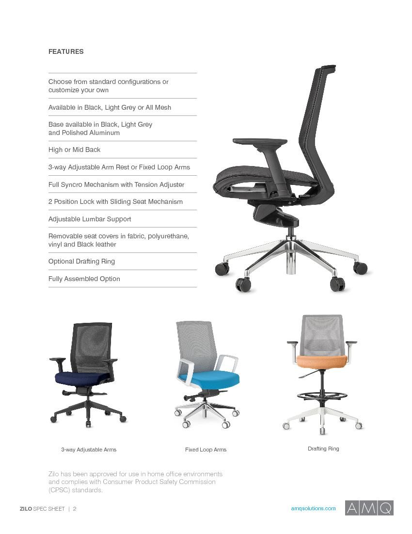 home office environments and complies wi
