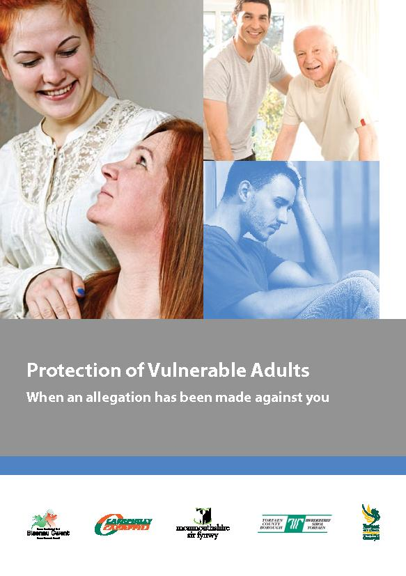 Protection of Vulnerable AdultsWhen an a