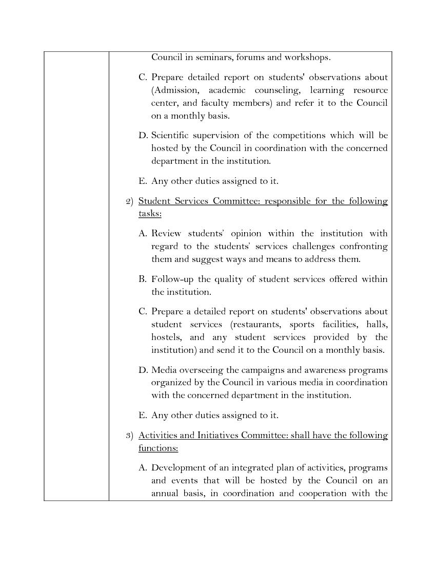 ils Committee in accordance with the nat